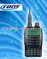 Cy-918 1750 tonalité d'appel en option et auto - recherche hf émetteur radio