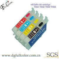 refillable Ink Cartridge For Epson Stylus CX6600 inkjet printer