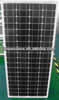 60w monocrystalline China panneaux solar price