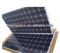 320w monocrystalline panneaux solar price