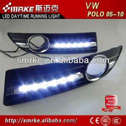 VW POLO 05-10 LED daytime running light/led daytime running lights round