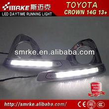 TOYOTA CROWN G14 2013 LED daytime running light/led daytime running lights round