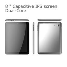 professional mini fashion 8 inch tablet pc sim card slot with dual camera