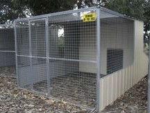 Pet Enclosure Kennel Dog run