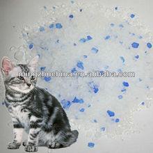 catsand/kitty litter/crystal cat litter/silica gel