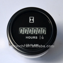 LCD Hour Meter for generator