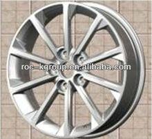 Hyper siver car wheels 17*7