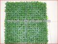 2013 nueva Artificial valla del jardín valla de jardinería falso hojas de palma