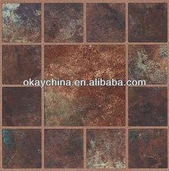 vinyl floor tile,pvc vinyl tile,waterproof pvc vinyl tile