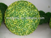 2013 China Artificial grass ball garden fence gardening plastic boxwood hedge