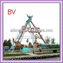 [Ali Brothers]2012 wonderful amusement equipment playground pirate ship unique aquarium decorations