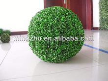 2013 China Artificial grass ball garden fence gardening flashing ball