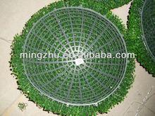2013 China Artificial grass ball garden fence gardening inflatable crawl ball
