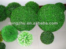 2013 China Artificial grass ball garden fence gardening zorb ball rental