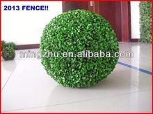 2013 Pvc fence top 1 Garden outdoor decoration ornament flower baskets stand wire garden ornaments
