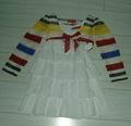 ที่ทำในจีน2013สไตล์แฟชั่นฤดูร้อนเด็กชุดสำหรับสาวที่ดีชุดสาวสาวแต่งกายของบุคคล