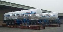 Alloy/ Aluminum Oil/Fuel Tanker (Cylindrical-Type Tank) truck