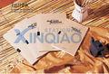 Kraft cubierta del cuaderno/papel kraft libro nota