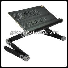 Aluminum Desk, Portable Standing Desk, Office Computer Table
