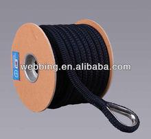 black nylon string 2mm