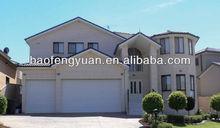 Prefabricate, Flexible design, luxury light steel villa