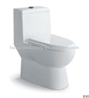 sanitary ware one piece toilet B161