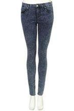 Harem pants denim jeans & new design denim jean pant with snake skin look