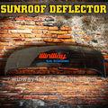 Universal dim. déflecteur de toit