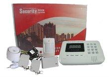 PSTN/GSM home security wireless intruder alarm panel