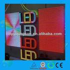 WS2801 8mm RGB LED pixel module