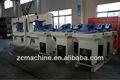 Hidráulico de productos de plástico de corte de la máquina