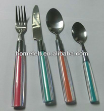 Color Cutlery Set Promotion, Buy Promotional Color Cutlery Set on ...