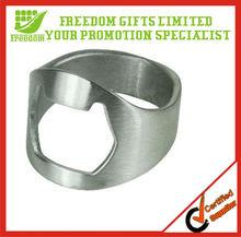 Promotional Finger Ring Bottle Opener