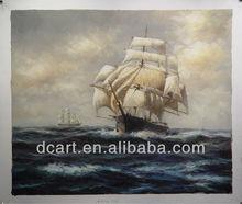 Famous Seascape Art Canvas Paintings