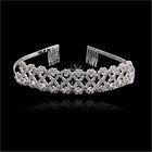 Wholesale Fashion Wedding Accessory Diamond Tiara and Crown Hot Sale Pageant Tiara