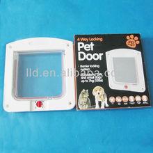 206043 Hot selling Plastic PET DOOR for cat
