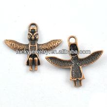free soar bird pendant