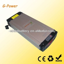 li-polymer battery gel batteries bike 36V10AH