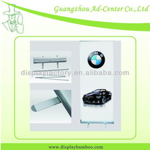 Luxury wide electronic roll up display