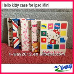 New arrival for hello kitty ipad mini case