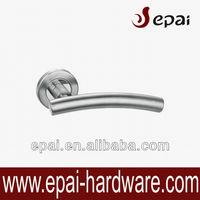 Foshan stanless steel 304 lever handle (handle lock )(front door )