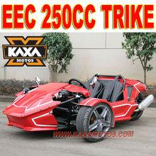 EEC 250cc Passenger Tricycle