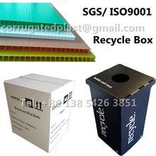 Corrugated Plastic Totes Bins