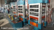 Flate Vulcanizer Machine (Column) /Conveyor belt vulcanizing machine