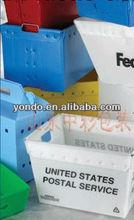 Coroplast Box