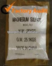 Sulfato de magnésio hidratado