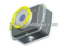 waterproof full hd 1080p mini sport camera dvr
