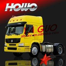 sinotruk model tow truck