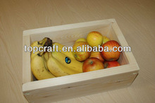 Handmade Wooden Box/ Crate/ Planter/ Apple Box/ Fruit / Vegetable/ Veg FSC Timbe