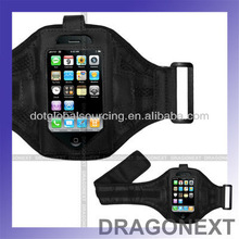 Cheap Black Sport Skin Case Armband For Apple Iphone 3G 4G